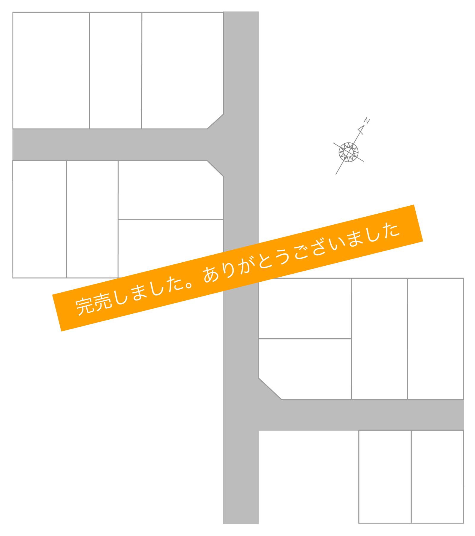 丸亀市今津町8期(全13区画)