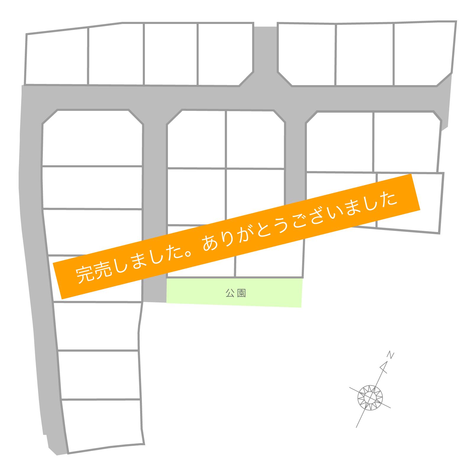 丸亀市津森町8期(全24区画)